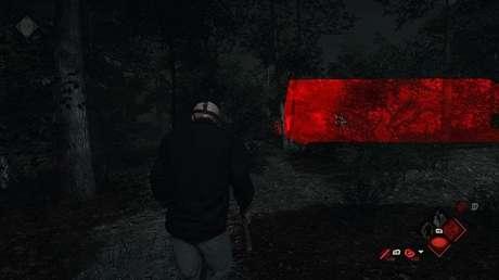 Jason percebe medo e entra em modo de perseguição