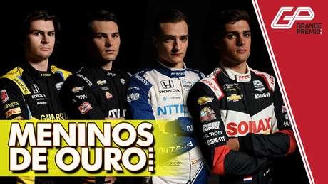 GP às 10: qual o melhor jovem piloto da Indy