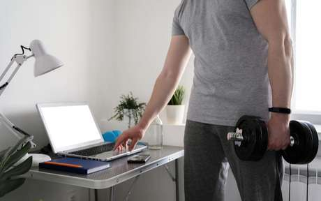 5 conselhos para manter o corpo saudável no home office