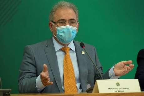Marcelo Queiroga é o quarto ministro da Saúde na gestão Bolsonaro
