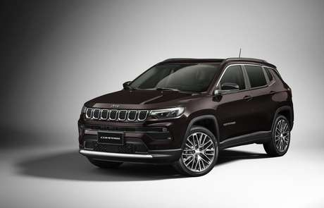 Jeep Compass Limited 2022.