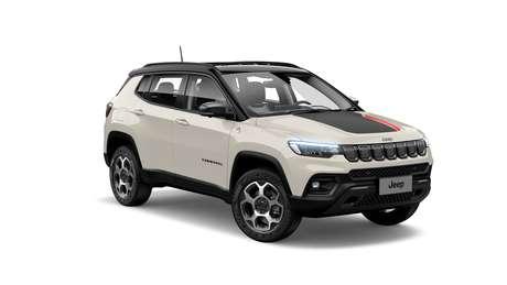 Novo Jeep Compass Trailhaw.