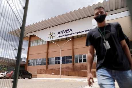 Sede da Anvisa em Brasília 23/02/2021 REUTERS/Ueslei Marcelino