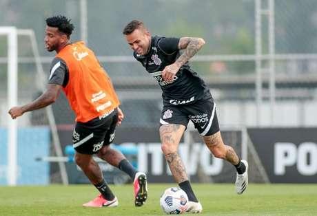 Luan garante que o Corinthians vai se impor na Arena nesta quinta-feira (Foto: Rodrigo Coca/Ag. Corinthians)