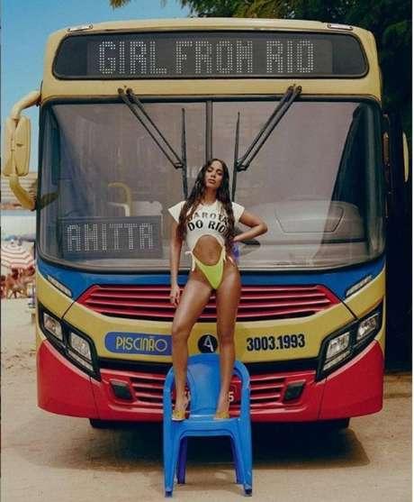 Clipe da música Girl From Rio será lançada na sexta, às 10h30