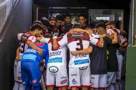 Rentistas ajudou o São Paulo no sorteio da Libertadores (Foto: Twitter/Rentistas SAD)