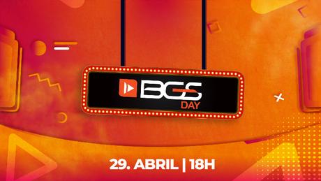 BGS Day deste dia 29 de abril é a terceira edição de 2021