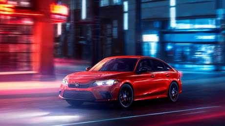 Honda Civic 2022: por enquanto, a Honda não confirma nem desmente.
