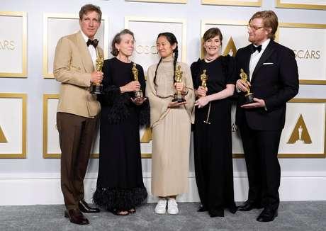 Nomadland levou três dos principais prêmios no Oscar 2021