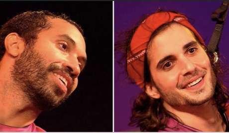 Gil do Vigor e Fiuk ficaram até o final na última prova de resistência do 'Big Brother Brasil 21'