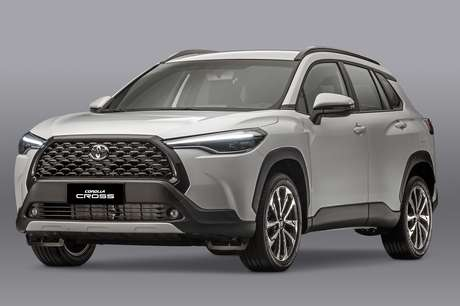 Corolla Cross XRE: versão intermediária do SUV japonês tem motor 2.0.