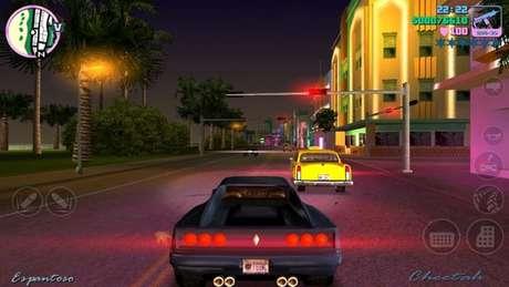 GTA Vice City no celular