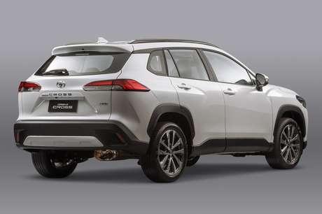 Toyota Corolla Cross XRE: proporções um pouco menores e muita agilidade nas manobras.