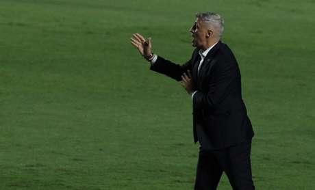 Crespo mantém a calma no comando do São Paulo (Foto: Rubens Chiri / saopaulofc.net)