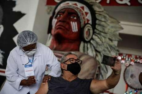 Vacinação contra Covid no Rio de Janeiro
