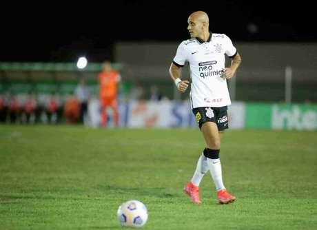 """Fábio Santos viu o resultado do Corinthians como """"desastroso"""" na Sula (Foto: Rodrigo Coca/Ag. Corinthians)"""