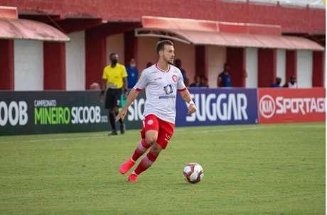 Jhemerson participou de 70% dos gols do Tombense no Campeonato Mineiro-(Victor Souza/Tombense)