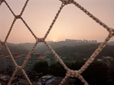 Foto tirada com a câmera principal do Nokia 2.4