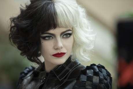 Live-action de Cruella, na Disney+, será protagonizado pela atriz Emma Stone