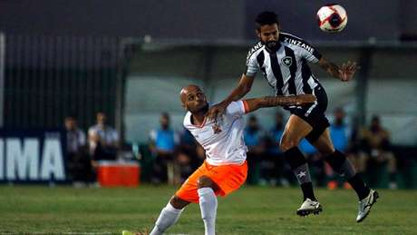 Botafogo e Nova Iguaçu já se enfrentaram pelo Carioca (Foto: Foto: Vitor Silva/Botafogo