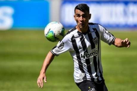 Alonso deu declarações sem rodeios sobre o direito dos jogadores tomarem a vacina contra a Covid-19 e ter a obrigação de avançar no Estadual-(Bruno Cantini/Atlético-MG)