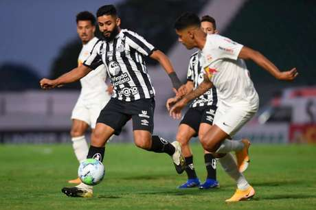 Santos e Red Bull Bragantino empataram no Paulistão de 2020 (Foto: Ivan Storti/Santos FC)