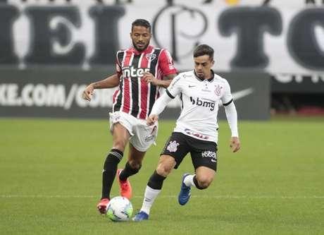 Corinthians nunca perdeu para o São Paulo na Neo Química Arena (Foto: Rodrigo Coca/Ag. Corinthians)
