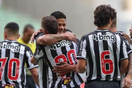 Galo abriu boa vantagem na semifinal (Pedro Souza/Atlético-MG)