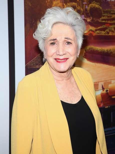 A atriz Olympia Dukakis faleceu aos 89 aos