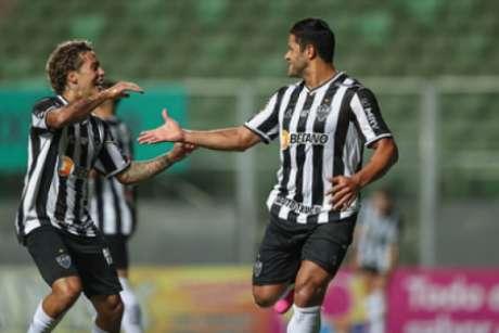 O Atlético-MG pode perder por até três gols de diferença que ainda seguirá para a grande final do Estadual-(Pedro Souza/Atlético-MG)