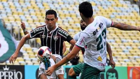 Portuguesa-RJ venceu os suplentes do Tricolor por 3 a 0 na Taça Guanabara MAILSON SANTANA/FLUMINENSE FC