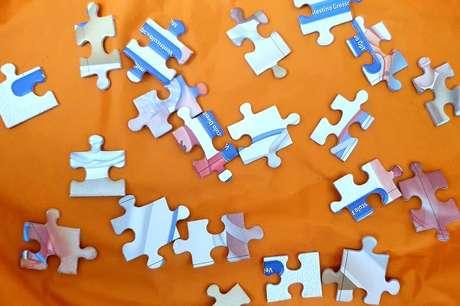 Quebra-cabeça ajuda no desenvolvimento da percepção visual, ordenação e raciocínio lógico