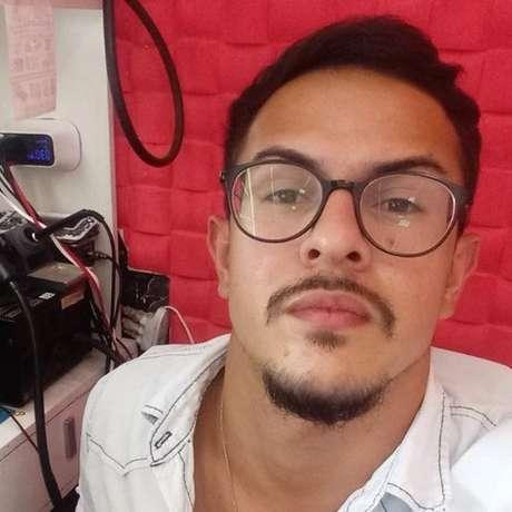 David Nascimento recebeu 'quentinha', kit higiene e atendimento médico e psicológico por telefone enquanto ficou em isolamento com covid