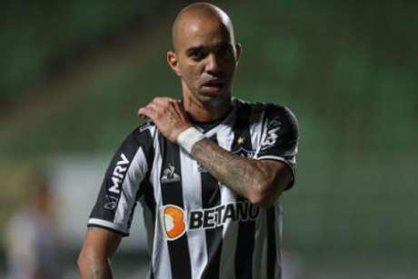 Tardelli tem contrato com o Galo até o fim deste mês e pouco jogou em 2021-(Pedro Souza/Atlético-MG)
