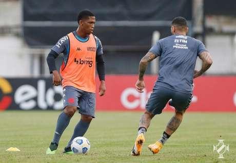 Juninho foi um dos melhores do Vasco na derrota para o Madureira, neste sábado (Rafael Ribeiro//Vasco)