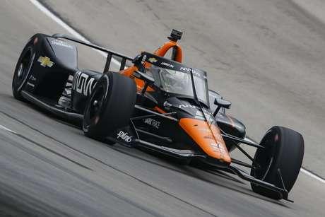 Pato O'Ward venceu o GP do Texas 2