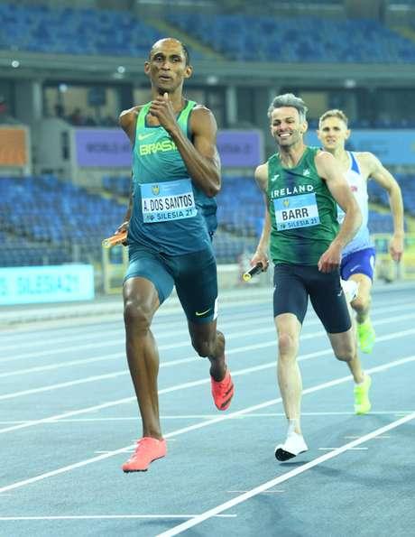 Alisson dos Santos (Foto: Divulgação/World Athletics/Divulgação)