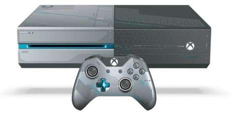Xbox One Limited Edition Halo 5: Guardians Bundle