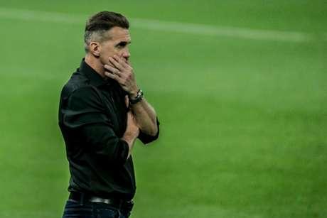 Contra o São Paulo, Mancini chegará ao seu 40º jogo a frente do Corinthians (Foto:Divulgação/Corinthians)