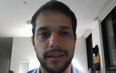 Coordenador de marketing, Guilherme Dorf, de 34 anos, vive na Austrália.