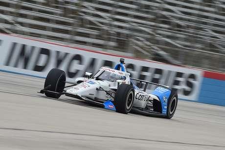Graham Rahal fez ótima corrida na primeira vitória de O'Ward na Indy