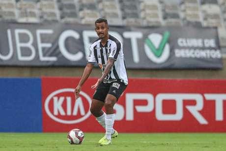 Talison recebeu elogios de Cuca quando foi utilizado na equipe- (Pedro Souza/Atlético-MG)