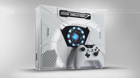 Xbox One Stark Industries Limited Edition