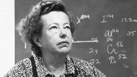 Maria Goeppert Mayer só se tornou professora titular aos 54 anos