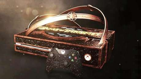 Xbox One Game of Thrones Limited Edition