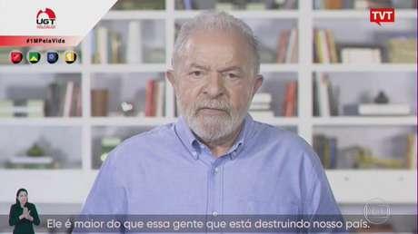 Lula ha guadagnato spazio prezioso durante la prima serata a Globo, ma le sue richieste di un'intervista al canale sono state ignorate