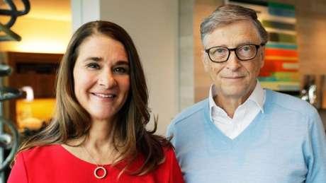 Melinda Gates e Bill Gates