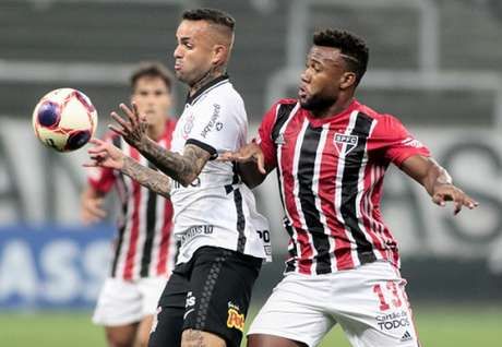 Tricolor teve diversos jogadores poupados (Foto: Rodrigo Coca/Agência Corinthians)