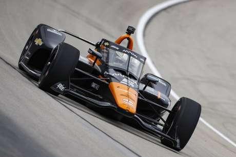 Pato O'Ward venceu a segunda corrida do Texas passando Josef Newgarden na pista