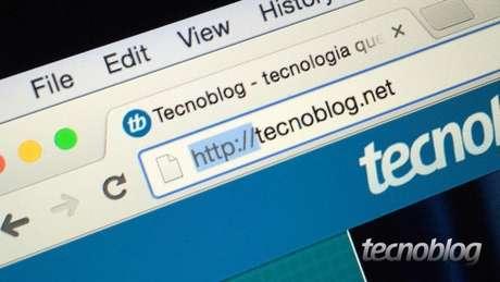 Atualmente, a maioria dos sites utilizam o protocolo HTTPS